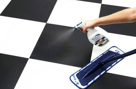厨房瓷砖清洗