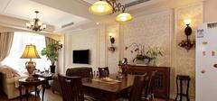 餐厅墙壁纸选择,营造用餐好氛围!
