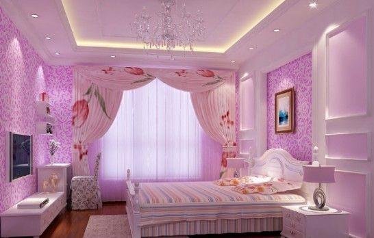 经典女生房间设计