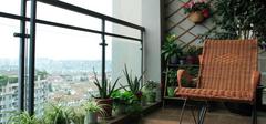 阳台设计的原则有哪些?
