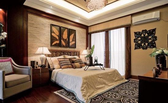 东南亚风格卧室