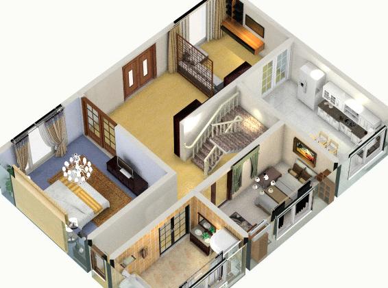 农村自建房设计,建房装修合理规划