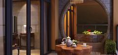 中式潮流家装之阳台设计与搭配布局