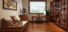 中式书房有哪些设计原则?