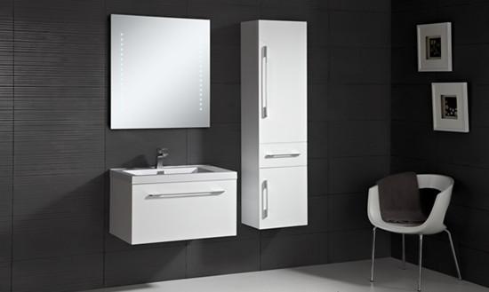 浴室柜选购看风格