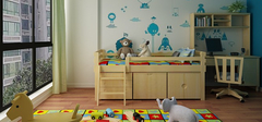 儿童房装修,完美细节打造!
