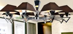 餐厅吊灯的选择方法 餐厅吊灯高度
