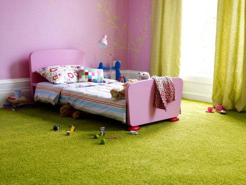儿童房地毯