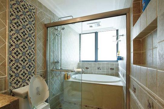 卫生间玻璃隔断墙