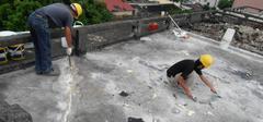 如何解决屋顶漏水问题?