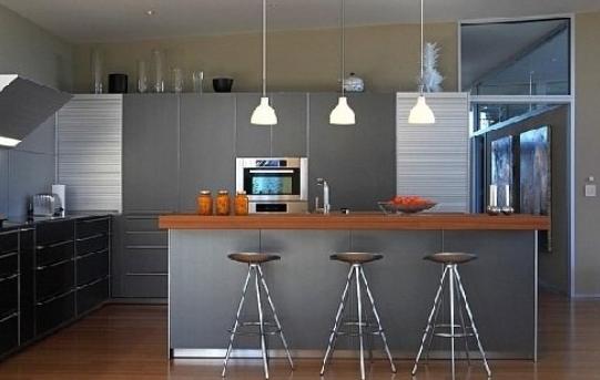 厨房操作台尺寸介绍
