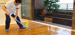 木地板如何打蜡?