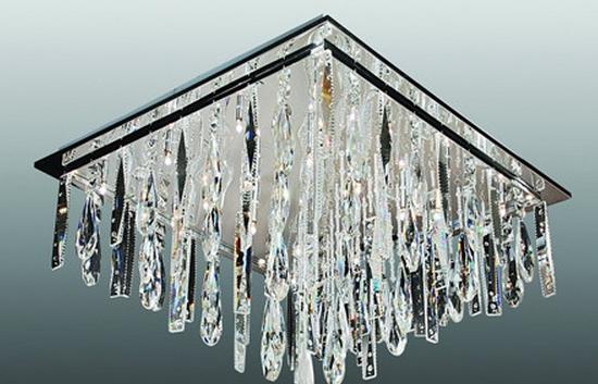 水晶灯十大品牌