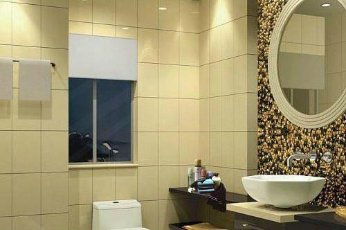 卫生间瓷砖铺贴