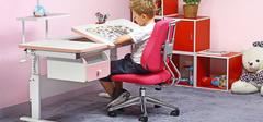 儿童学习桌的保养方法有哪些?