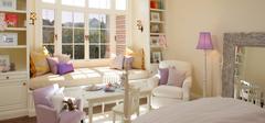 30平米卧室装修,清新田园风格设计!