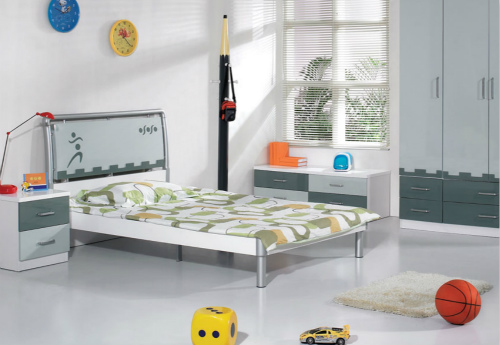 儿童床垫效果图