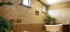 卫生间墙砖如何清洁保养?
