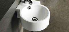 挂墙式洗脸盆如何清洁保养?