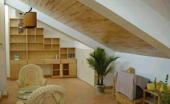 装修小型阁楼
