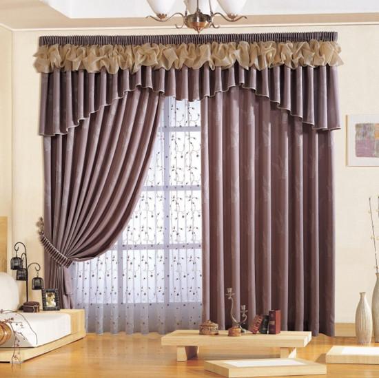 窗帘的分类