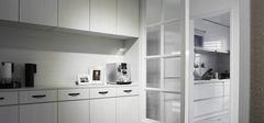 选购厨房隔断门需要注意什么?