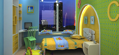 儿童房设计有哪些原则?