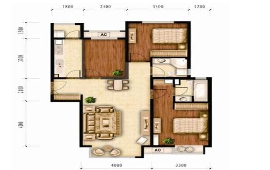 房屋平面设计图