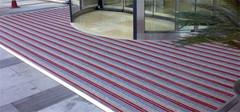 铝合金除尘地垫的优点以及保养方法