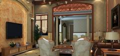 别墅客厅装修效果图,超大气!