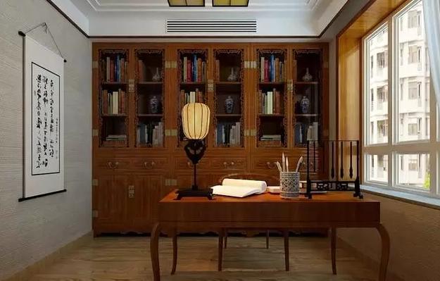 现代古典中式风格装修