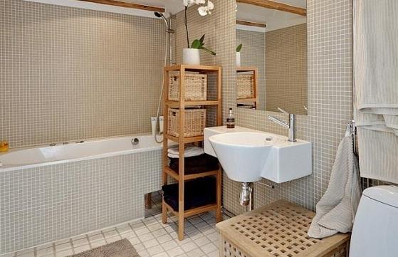 卫生间墙砖选择与装修