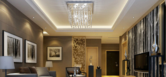 客厅吊灯如何清洁保养?