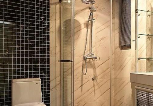 卫生间瓷砖装修效果图