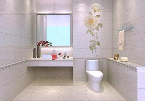 卫生间墙砖效果图