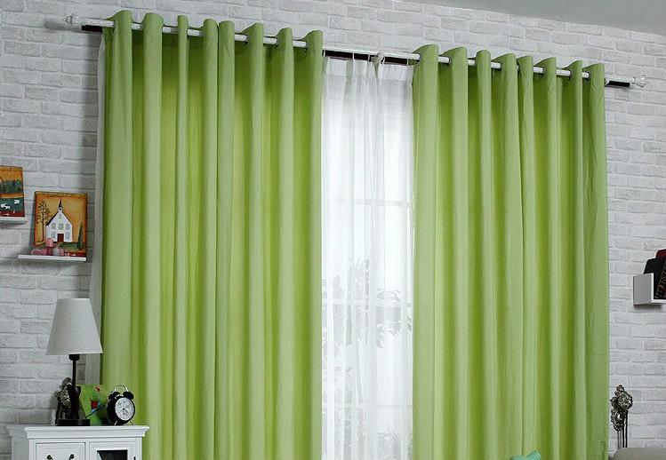 罗马杆窗帘安装方法