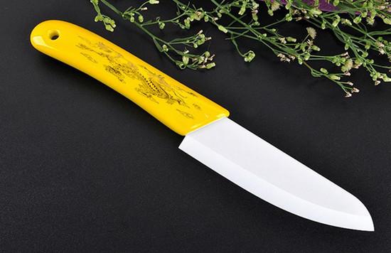 陶瓷刀的优点