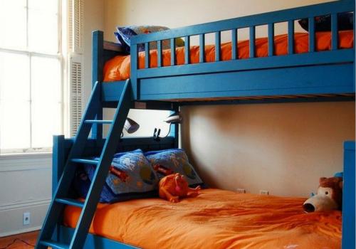双层床装修效果图