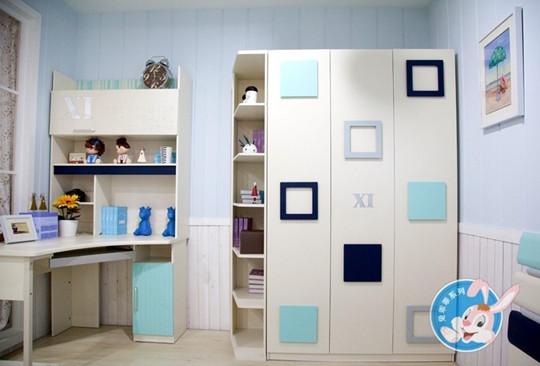 儿童衣柜的尺寸