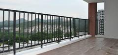 锌钢阳台护栏有哪些作用?