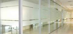 办公玻璃隔断的保养技巧有哪些?
