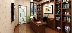 这样做书房设计,想不美都难!