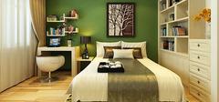 卧室装修适合什么颜色?卧室装修颜色搭配技巧