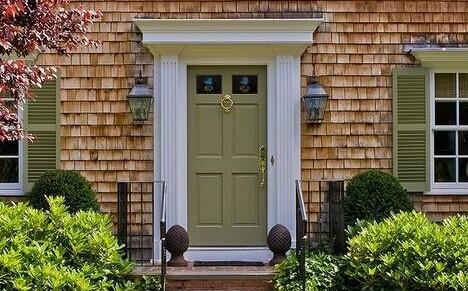 别墅入户门