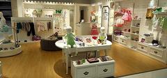 儿童服装店面装修需注意哪些原则?