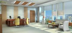 办公室装潢,瓷砖铺贴不能遗漏的问题!
