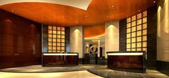 宾馆装修设计方案,合理规划!