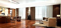 办公室窗帘如何选择,办公室窗帘选购要点