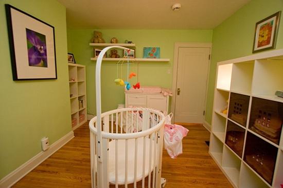婴儿房装修要点