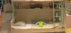 华日家具品牌下的儿童床质量如何?